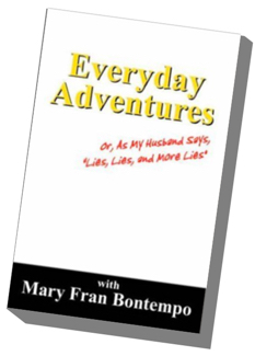 Everyday Adventures book by Mary Fran Bontempo