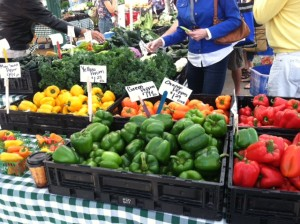 Can't grow your own? Head to a local farm stand for fresh produce.