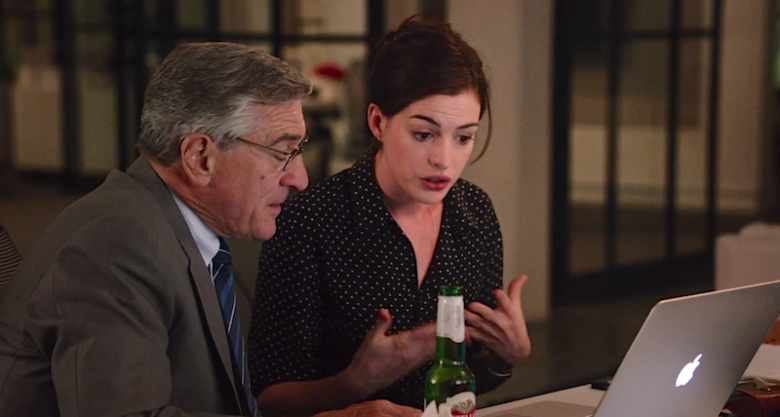 "Better Than New–""The Intern"""